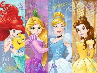 Пазл Сказочные принцессы 30 эл 18205
