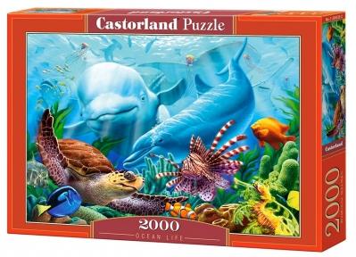 Пазл Жизнь Океана 2000 эл 200627