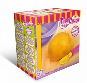 Набор для лепки с одним цветом Желтая дыня TrueDough 21006