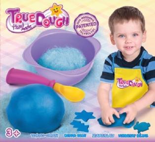 Набор для лепки с одним цветом, темно-синий, TrueDough 21017