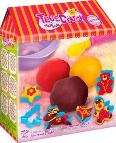 Стартовый набор для лепки Цирк, TrueDough 22005