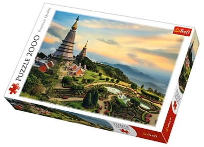Пазл Сказочный Чиангмай Таиланд 2000 эл 27088