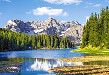 Пазл Озеро Misurina, Италия, 3000 эл. 300198