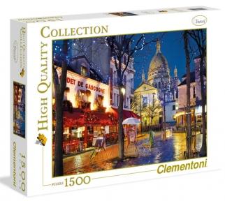Пазл Париж Монмартр 1500 эл 31999