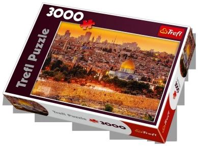 Пазл Крыши Иерусалима 3000 эл 33032