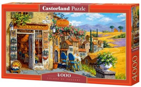 Пазл копия картины Цвета Тоскании 4000 эл 400171