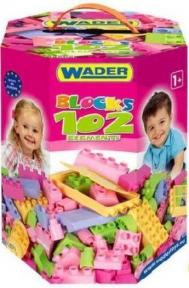 Конструктор, 102 эл., Wader 41291-2