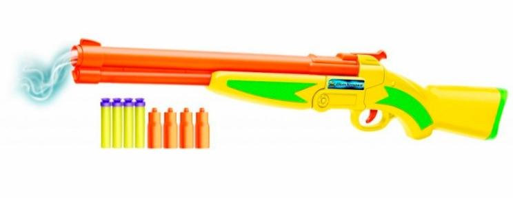 Помповое оружие Gun Smoke 51003