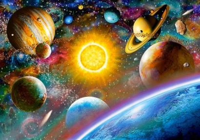 Пазл В космосе 500 эл 52158