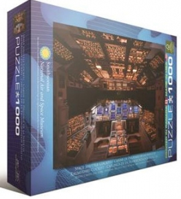 Пазл Кабина космического корабля Шатлл 1000 эл 6000-0265