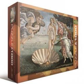 Пазл копия картины Рождение Венеры Сандро Боттичелли 1000 эл 6000-5001