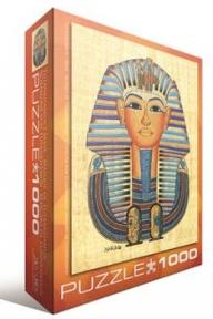 Пазл маска Тутанхамона 1000 эл 6000-9931