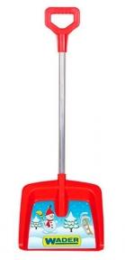 Детская лопатка большая IML, красная, Wader, красная 72250-2