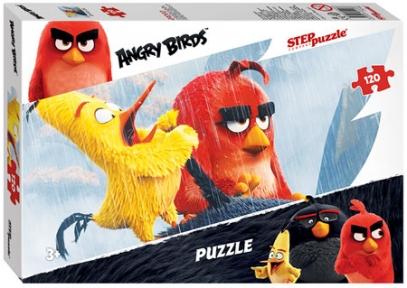 Пазл Angry Birds 120 эл 75140-2