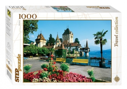 Пазл Швейцария Оберхоффен 1000 эл. 79080