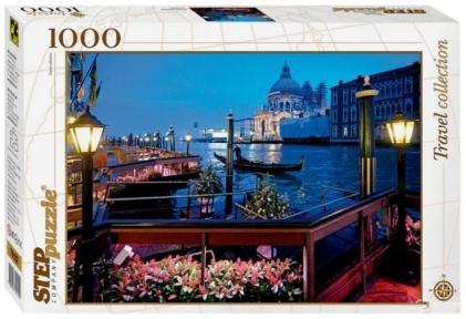 Пазл Италия Венеция 1000 эл. Step Puzzle 79102