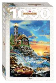 Пазл Маяк копия картины Адриана Честермана 1000 эл 79110