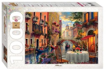Пазл Венеция копия картины Доминика Дэвисона 1000 эл 79112