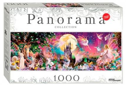 Пазл Танец фей 1000 эл панорама 79404