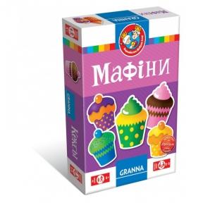 Игра настольная Маффины Granna 82302