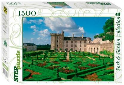 Пазл Франция Вилландри 1500 эл 83041