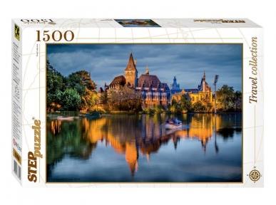 Пазл Замок у озера 1500 эл 83050