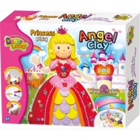 Набор мягкой глины Мир Принцессы, Angel Clay AA16011