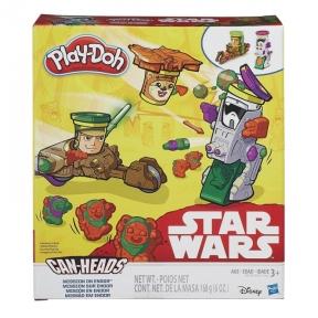 Mission on Endor Игровой набор пластилина Транспортные средства Звездные войны, Play Doh, Mission on Endor B0001-2