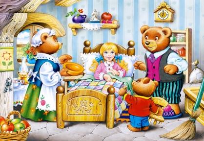 Пазл Маша и медведи 260 эл. b26333