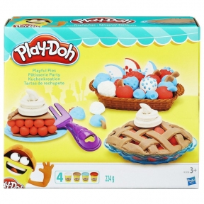 Ягодные тарталетки, набор для лепки, Play-Doh B3398EU4