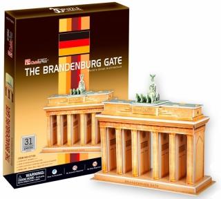 Трехмерная модель Бранденбургские ворота, CubicFun C712h