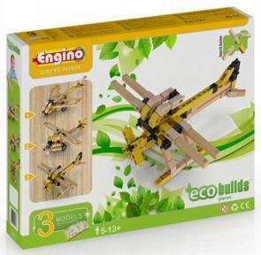 Конструктор Engino Самолеты, 3 модели EB13