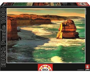 Пазл Большой океанский путь, Австралия 1000 элементов EDU-15990