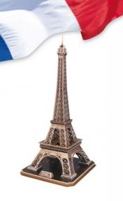 Трёхмерный пазл 3D Эйфелева башня Премиум серия MC01091 (MC091h)