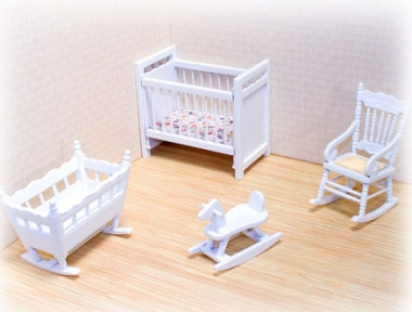 Nursery Furniture Кукольная мебель для детской комнаты MD2585