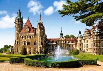 Пазл Замок, Польша 1500 эл. c150670
