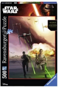 Пазл Звездные Войны Темная сторона силы 500 эл RSV-146673