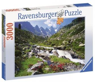 Пазл Австрийские горы 3000 эл RSV-170296