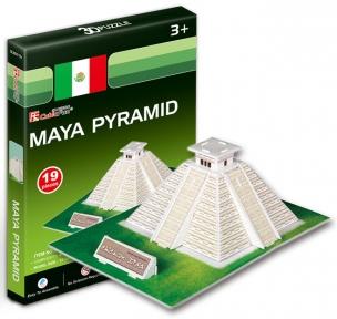 Трехмерный пазл Пирамида Майя мини S3011h