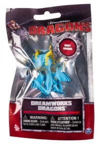 Дракон Малыш Громгильда - фигурка 5 см, Как приручить дракона-2, Spin Master, фигурка малыша Громгильды SM66562-(2)3
