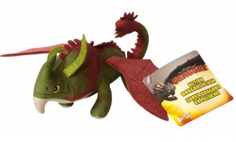 Дракон Крушиголов Мягкая игрушка 20 см серии Как приручить дракона-2 Spin Master SM66572-4