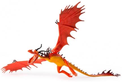 Дракон Кривоклык с механической функцией, 27 см., Spin Master, Hooklang SM66610-3