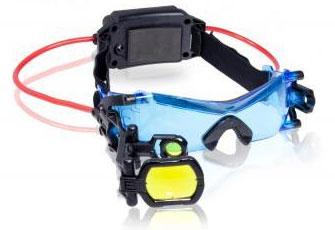 Шпионские очки ночного видения 6+ SM70400