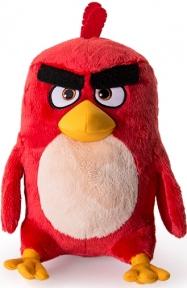 Энгри Бердз: мягкая игрушка Ред (30 см) со звуковыми эффектами SM90511