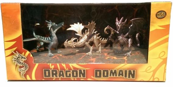 Игровой набор Мир драконов Серия C SV12184