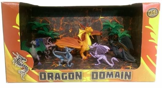 Игровой набор Волшебные драконы Серия B SV12185