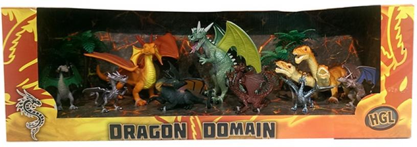 Игровой набор Владения драконов серия В HGL SV12186