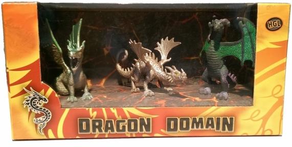 Игровой набор Мир драконов Серия D SV12287