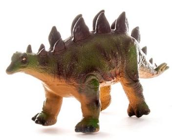 Динозавр Стегозавр, серия Megasaurs, 20 см, HGL, Stegosaurus SV3446-2