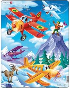 Пазл Larsen Самолетики 20 эл US12